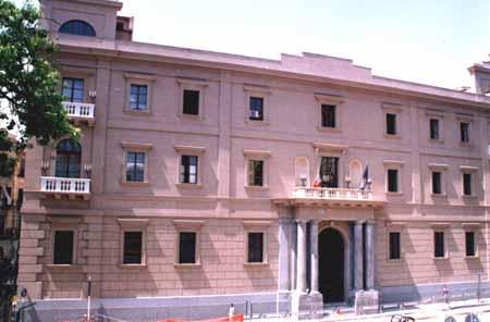 Palermo agrigento trapani enna for Facolta architettura palermo